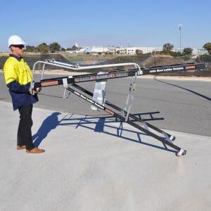 Little Giant Stadium Ladder Wheels