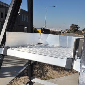 Little Giant Stadium Ladder Platform