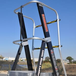 Little Giant Stadium Ladder Safety Cage